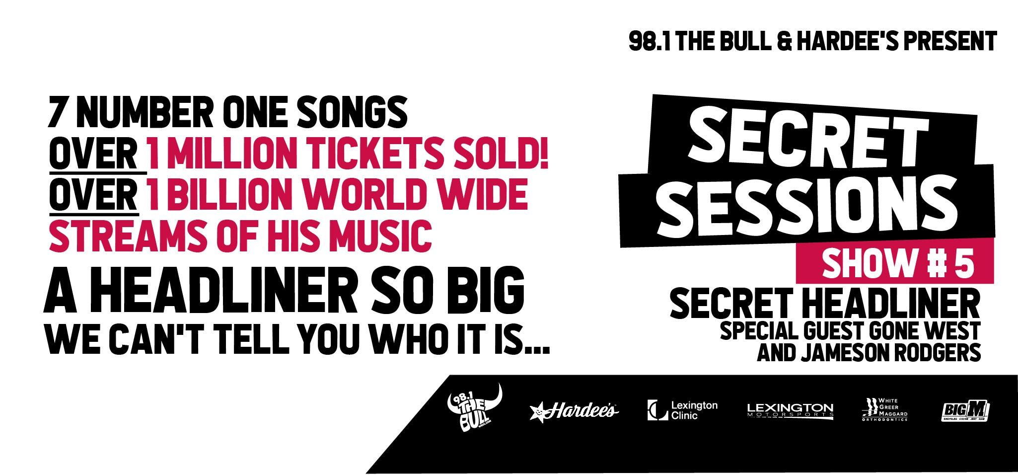 SECRET SESSIONS | SHOW #5