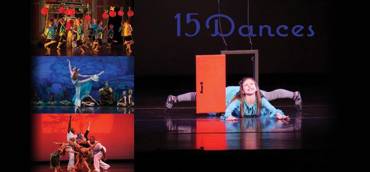 15 Dances
