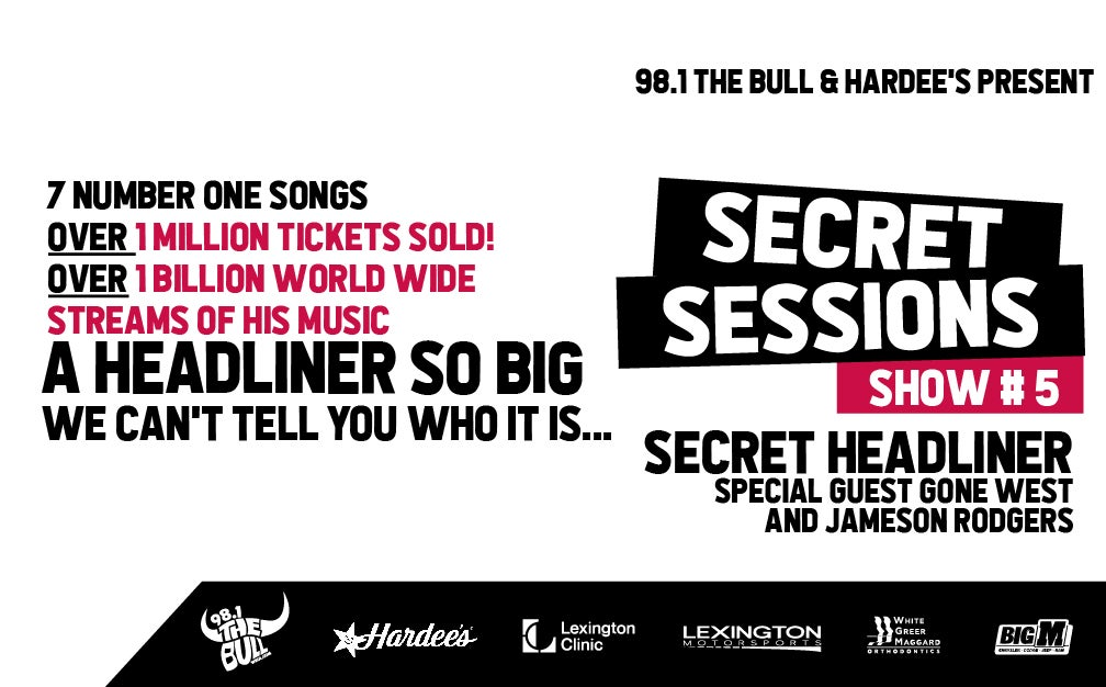 More Info for SECRET SESSIONS | SHOW #5