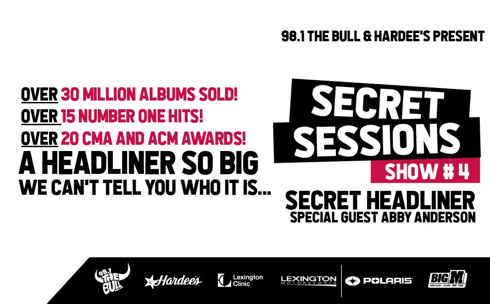 More Info for SECRET SESSIONS | SHOW #4