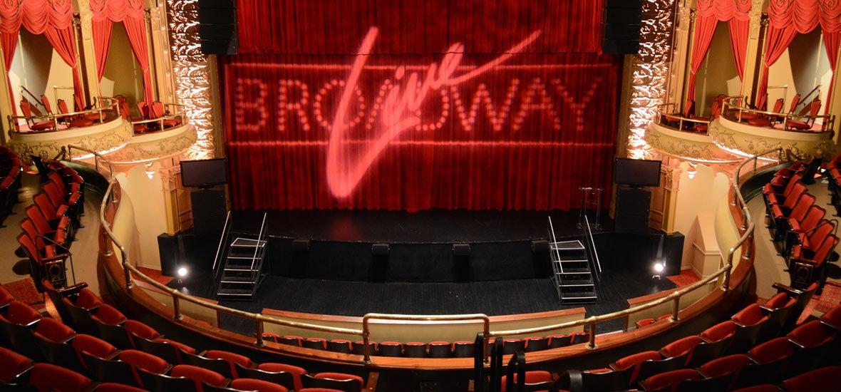 Broadway Live Announcement Event