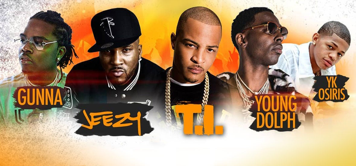 Boo Fest feat. T.I. & Jeezy