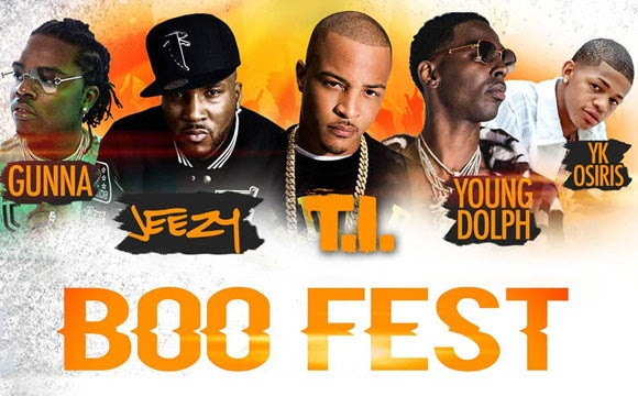 More Info for Boo Fest feat. T.I. & Jeezy
