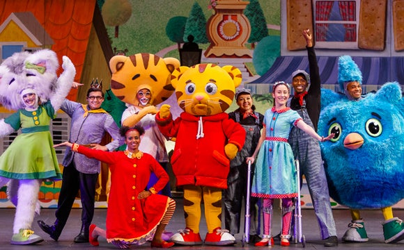More Info for Daniel Tiger's Neighborhood LIVE!