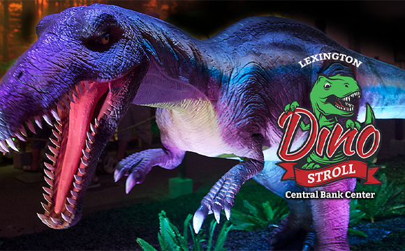 More Info for Dino Stroll
