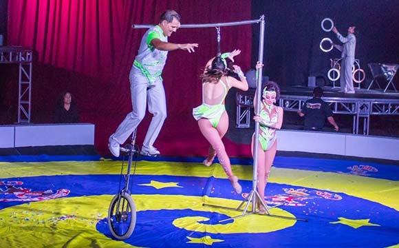 More Info for Garden Bros. Circus