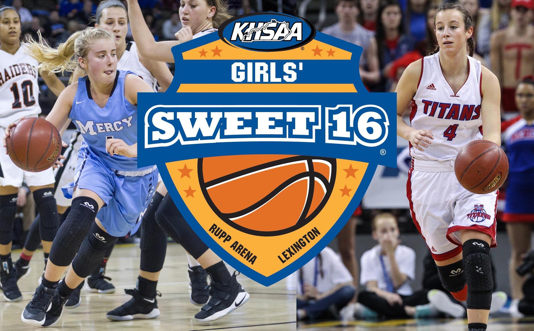 More Info for KHSAA Girls' Sweet Sixteen® Basketball Tournament 2019