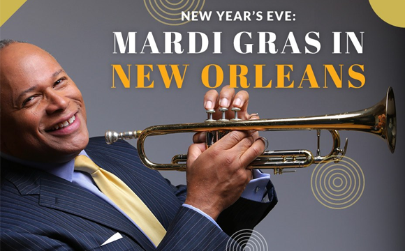 More Info for NEW YEARS EVE: MARDI GRAS IN NEW ORLEANS
