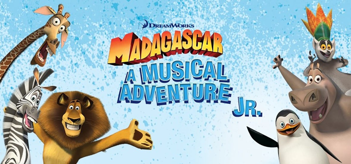 SCAPA Presents Madagascar JR | Lexington Center