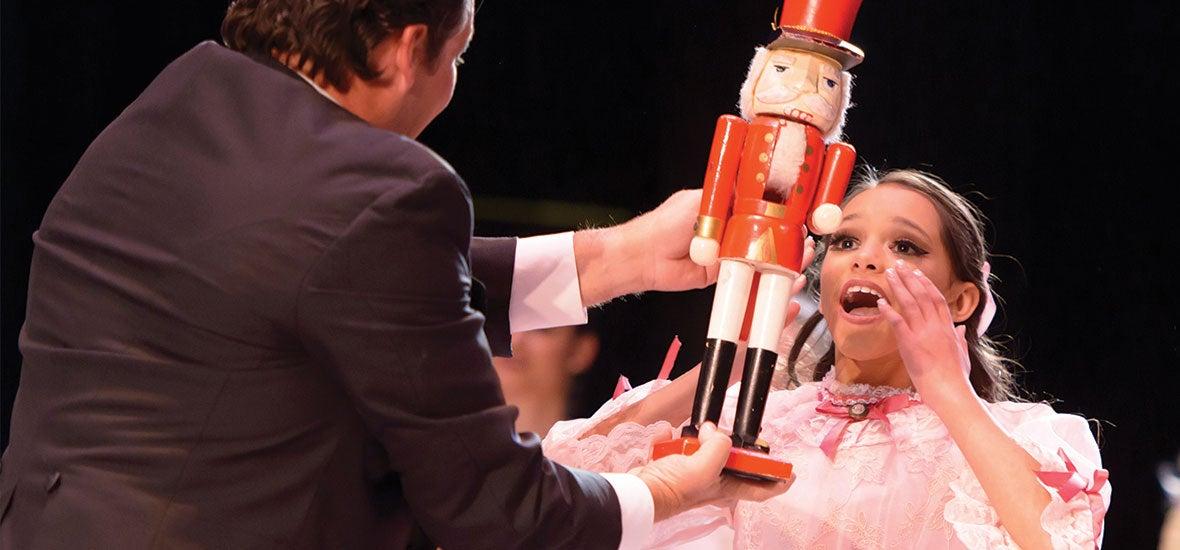 Kentucky Ballet theatre presents The Nutcracker