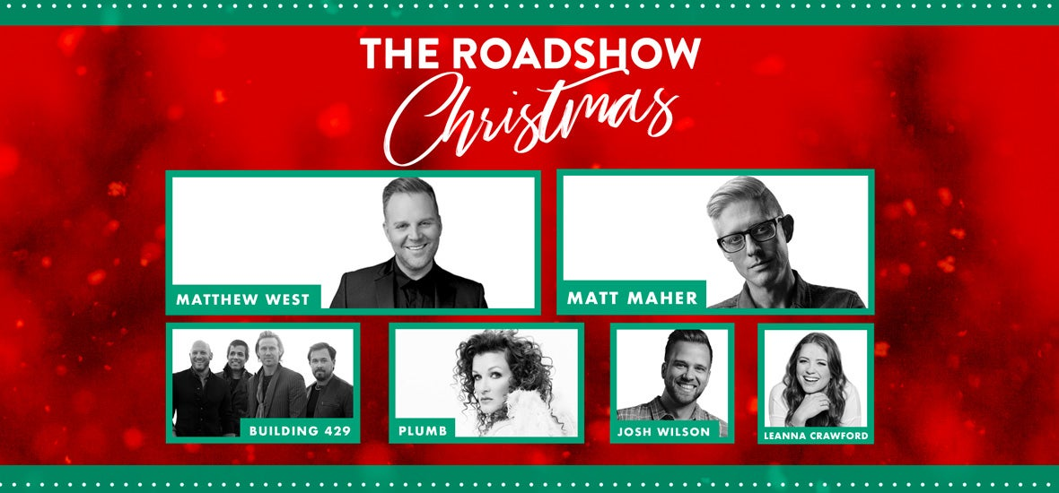 The Roadshow Christmas Tour - Cancelled