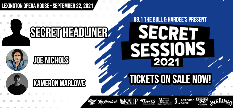 Secret Sessions 2021   Show #2