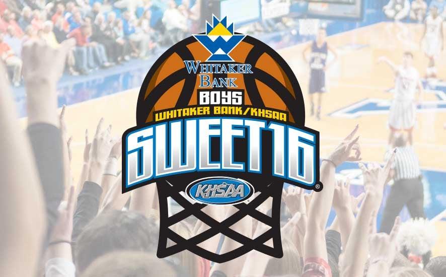 More Info for Whitaker Bank/KHSAA Boys' Sweet Sixteen® Basketball Tournament 2019