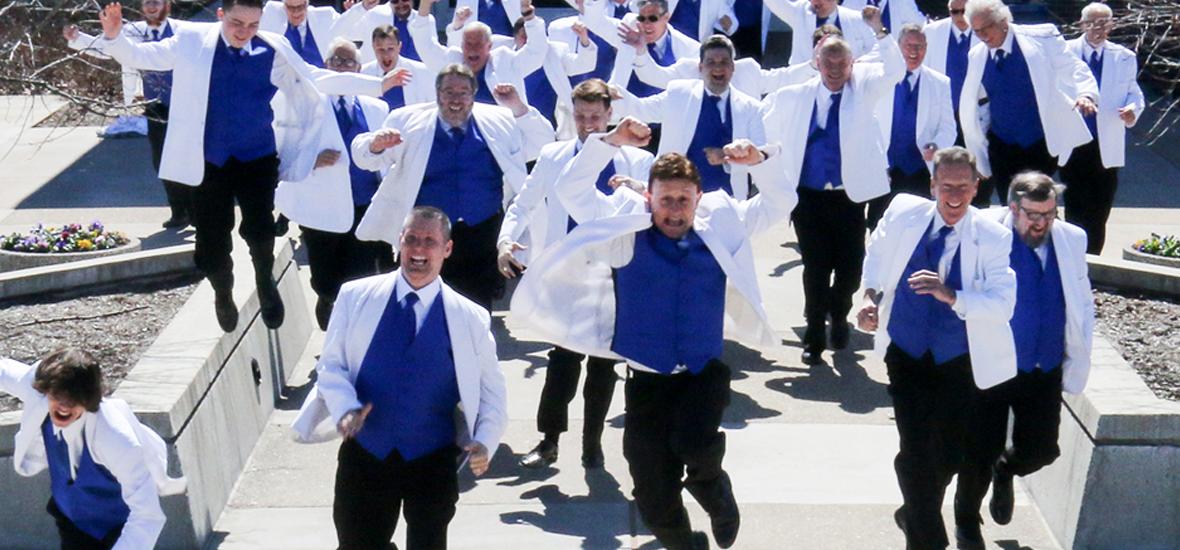 School's Out! The Kentuckians Chorus Annual Summer Show
