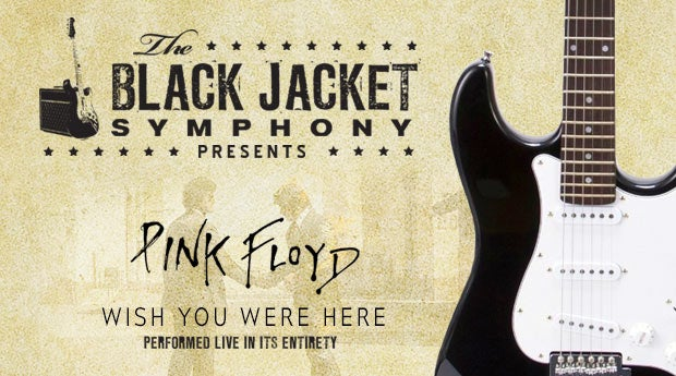 Black jacket symphony ticketmaster