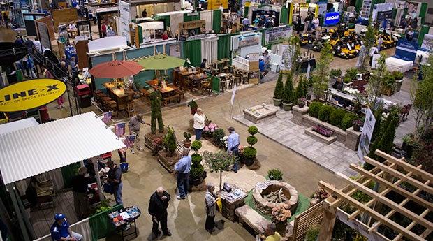 central kentucky home garden show rupp arena
